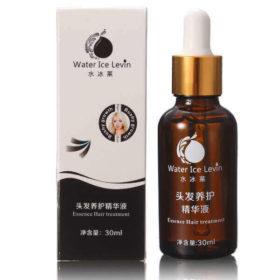 Натуральное масло для роста волос с экстрактом женьшеня и восточной туи