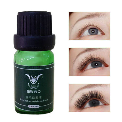 Natural Essential Oil for Eyelash Growth