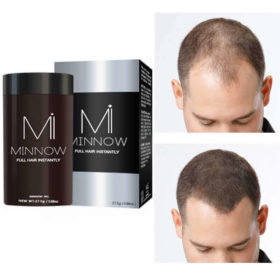 Minnow Hair Thickening Powder