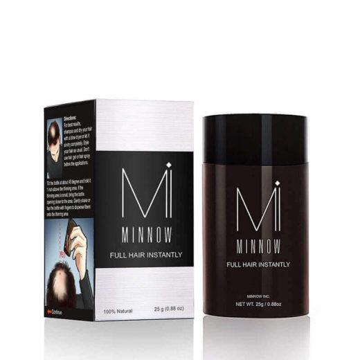 Minnow Hair Thickening Powder
