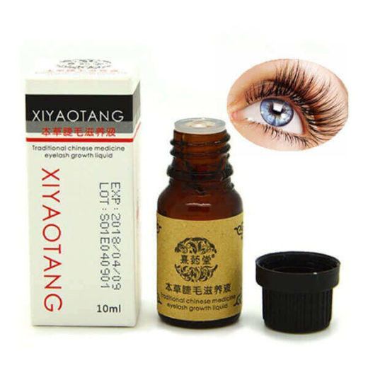 Chinese Herbal Eyelash Eyebrow Hair Growth Enhancer