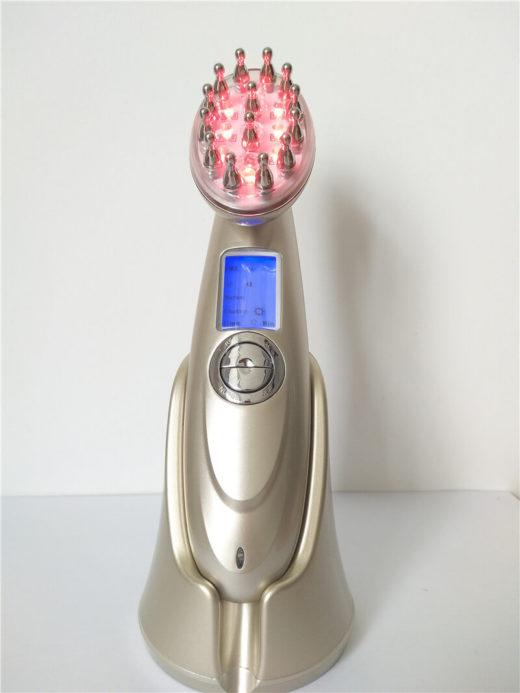 USB Лазерный Массажер для головы