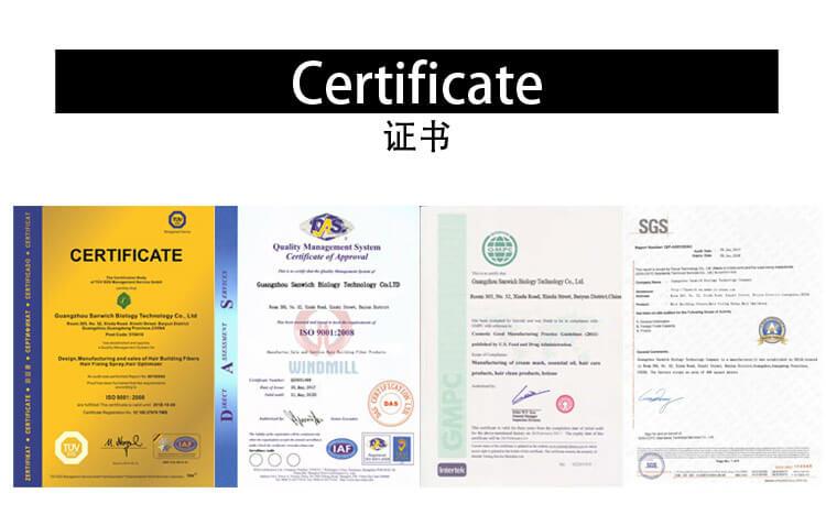 Сертификаты Toppik