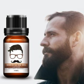 Lanthome Natural Beard and Mustaches Oil