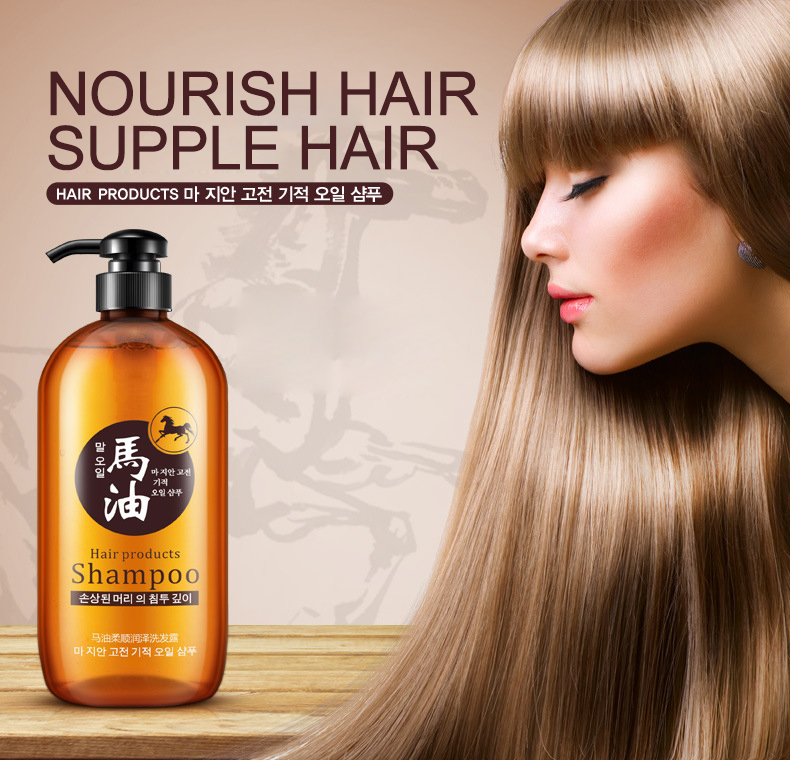 Horse power shampoo
