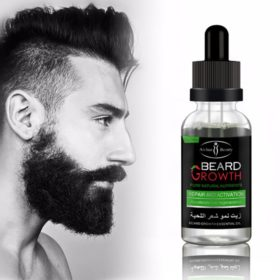 Beard and Mustaches Growth Oil