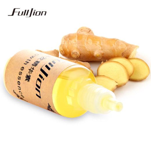 Экстракт имбиря, женьшеня, корня многолиственного горца и масло виноградных косточек для